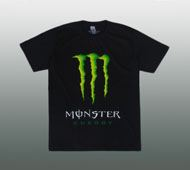 MONSTER T-SHIRT GR. M / L / XL #MO23