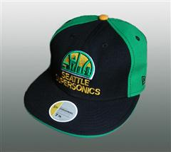 NBA SUPERSONICS CAP #NBA-SS-D