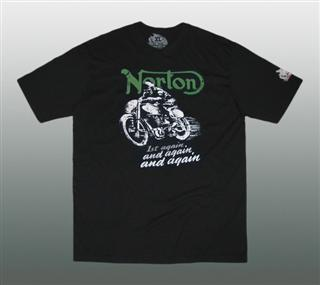 NORTON T-SHIRT Gr. M / L / XL #NO01