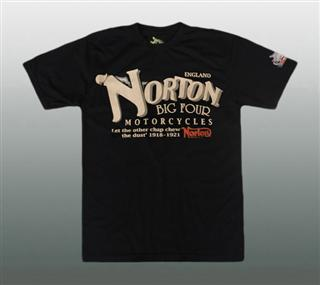 NORTON T-SHIRT Gr. M / L / XL  #NO06