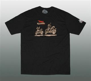 BSA T-SHIRT Gr. L / XL #BSA02