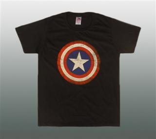 CAPTAIN AMERICA SHIRT Gr. M / L / XL #KA01