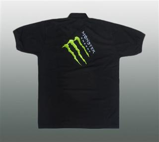 MONSTER POLO SHIRT Gr. M / L / XL / XXL #MO-PO01