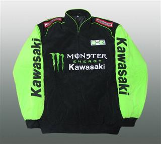 KAWASAKI MONSTER JACKE