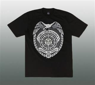 OBEY T-SHIRT GR. XL #OBEY03
