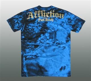 AFFLICTION SHIRT Gr. M #017-4