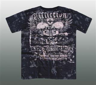 AFFLICTION SHIRT Gr. L #039-1