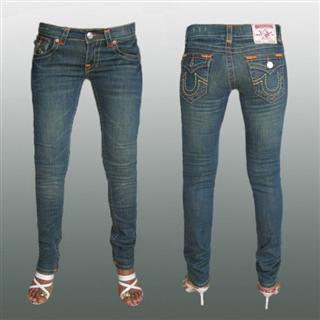 TRUE RELIGION LADY BILLY JEANS #TR052