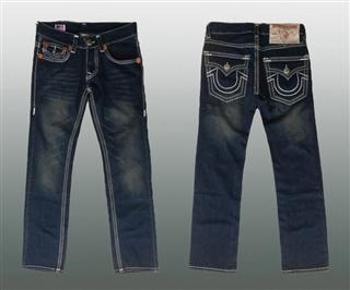 "TRUE RELIGION BILLY JEANS 30""-38"" #TR28"