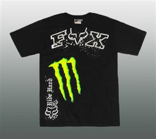 FOX MONSTER T-SHIRT GR.  M / L / XL #FOX09-1