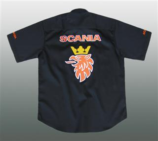 SCANIA TRUCKER HEMD