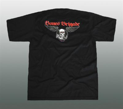 Powell Bones Ripper T-Shirt  Gr. M / L / XL #B1001