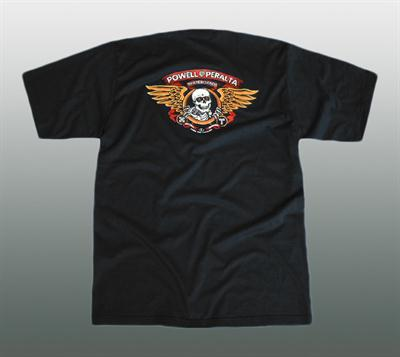 Powell Bones Ripper T-Shirt  Gr. M / L / XL #B1015