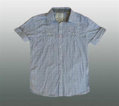 SCOTCH & SODA HEMD Gr. M / L #CS10-1