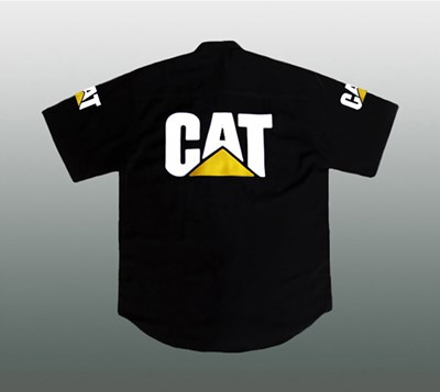 CATERPILLAR HEMD Gr. M - 4XL