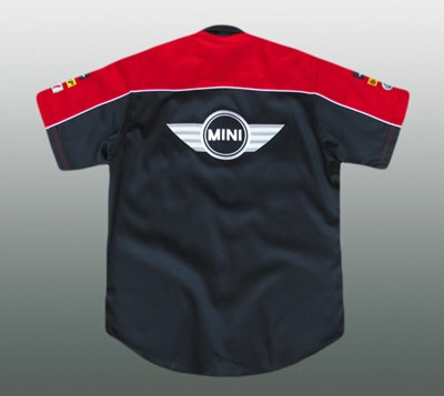MINI COOPER TEAM HEMD #MC-HE02