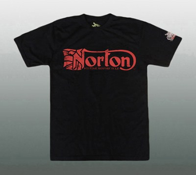 NORTON T-SHIRT Gr. M / L / XL #NO11