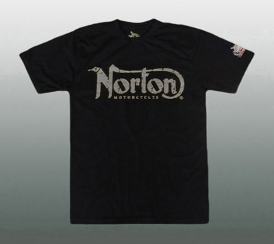NORTON T-SHIRT Gr. M / L / XL #NO13