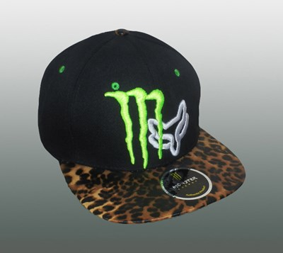 FOX MONSTER CAP#FOX162