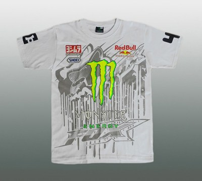 FOX MONSTER T-SHIRT GR.  M / L / XL #08-1 Diverse Farben