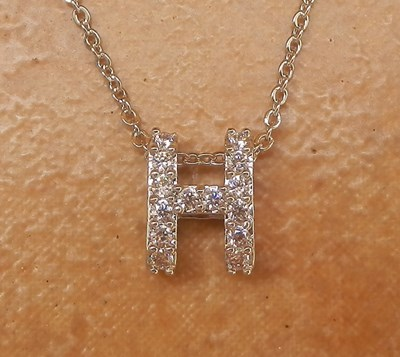 HERMES KETTE MIT STRASS #HE081S