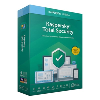 KASPERSKY TOTAL SECURITY 2019 - 3PC MULTI DEVICE - PURE