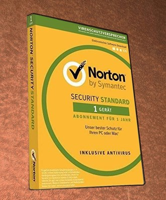 NORTON SECURITY STANDART 1PC