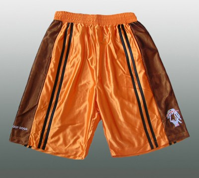 SNOOP DOGG Glanz Shorts #SD100-2D