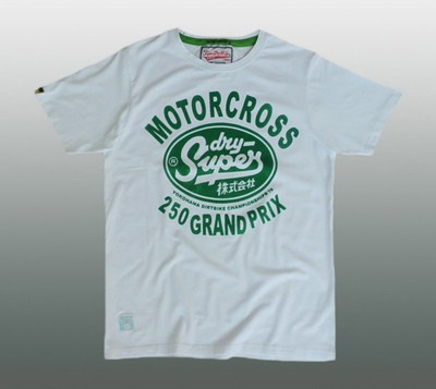 SUPERDRY T-SHIRT Gr. M / L #SD11