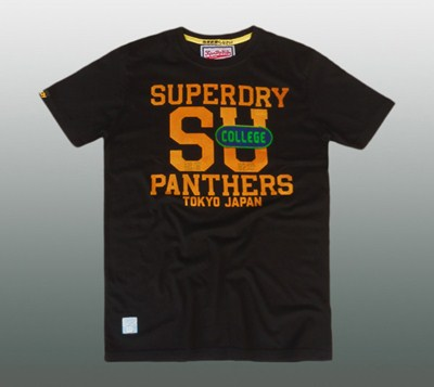 SUPERDRY T-SHIRT Gr. M / L #SD12