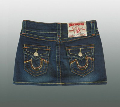 "TRUE TRELIGION JEANS MINI  Gr. 27"" - 32"""