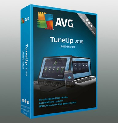 AVG TUNEUP UNLIMITED PC 2JAHRE