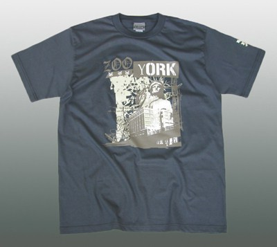 ZOO YORK T-SHIRT GR. L #ZY057-4